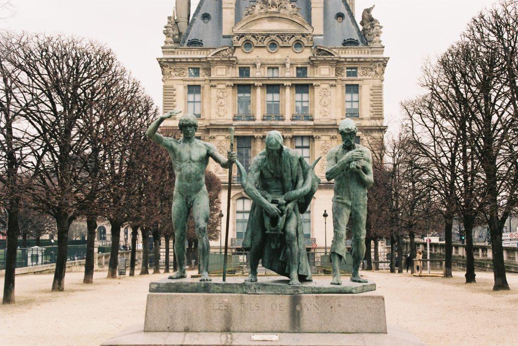 Jardin des Tuilleries - P1 18A