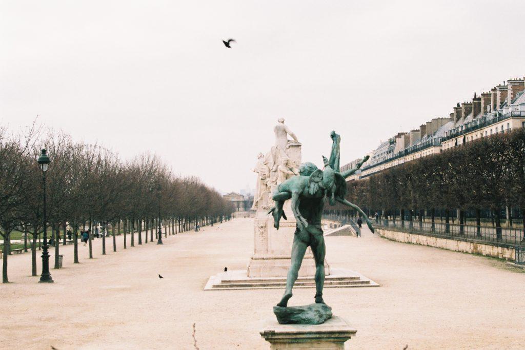 Jardin des Tuilleries - P1 17A