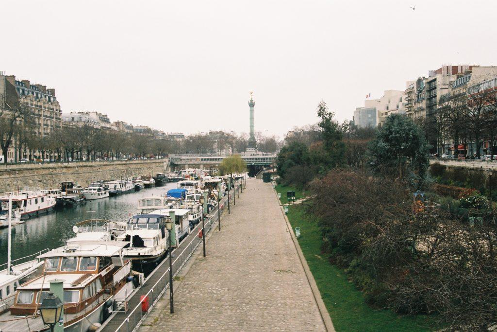 Jardin du port de l'Arsenal - P2 A14